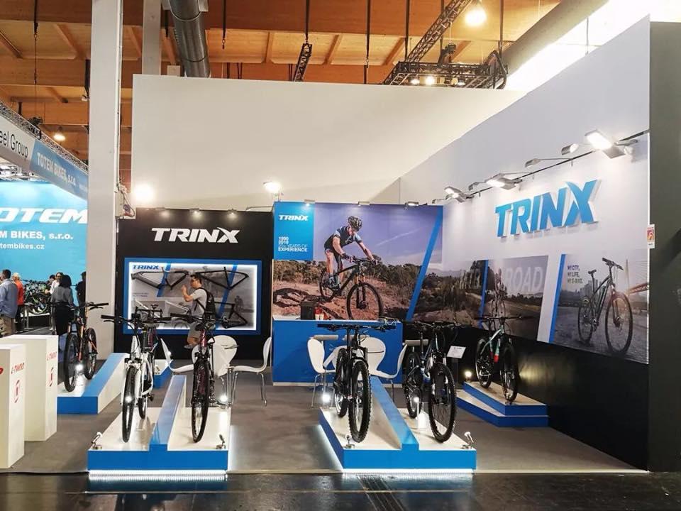 eurobikeShow 2018 Trinx